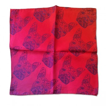 GRADIENT TONY RED PURPLE_Pocket Square